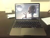 2016 APPLE MACBOOK 12 SPACE GREY 512GB 8GB 1.2GHZ M5