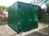Shipping container storage container 10ft