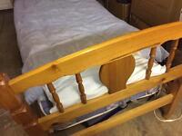 Single bed and mattress £49 Yarm