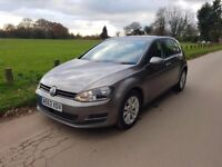 Volkswagen Golf SE TDI BLUEMOTION TECHNOLOGY 1.6 5dr