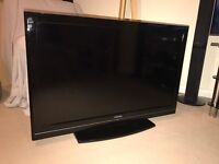 """32"""" TOSHIBA LED TV BUILTIN FREEVIEW FULL HD USB PORT HDMI PORTS WITH REMOTE CAN DELIVER"""