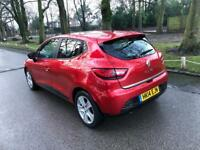 2014 14 PLATE RENAULT CLIO 0.9 TCE 90 EXPRESSION + ENERGY - £20 PER YEAR ROAD TAX