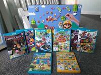 Nintendo Wii U & 8 Games