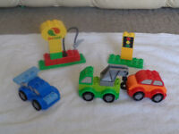 Lego Duplo Creative Cars Set 100% Complete