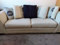 Three seater DFS sofa bed