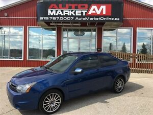 2009 Ford Focus SES, ALLOYS, WE APPROVE ALL CREDIT