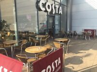 Costa Coffee - North London -Barista - part-time position in Brent Cross