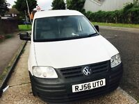 56 plate Volkswagen caddy diesel tax and mot