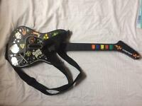 playstation 2 Kramer Guitar Hero
