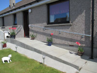 1 bed h/a bungalow orkney.house swap,