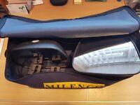 Millenco grand aero 3 towing mirrors