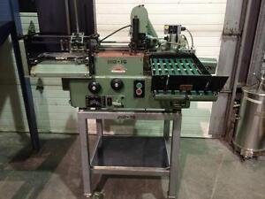 Imprimante pour boîte de carton HAPA DEF 310 - HAPA cardboard printer