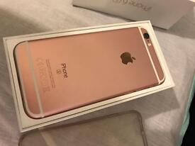 IPhone 6s on EE - Rose Gold - 64GB
