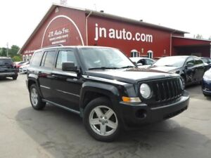 2010 Jeep Patriot FWD North Edition, Toit ouvrant