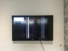 Lg tv needs new lcd screen