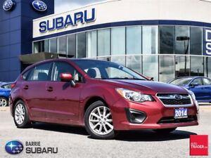 2014 Subaru Impreza 5Dr Touring Pkg 5sp