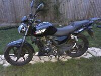 Keeway rks rkv ybr cbf sr gn cg 125cc 2015 bike