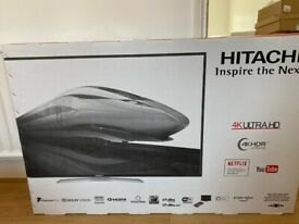 "TV Hitachi 49"" 4K Ultra HD/Smart T"
