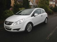 "59 PLATE CORSA. WHITE, ACTIVE PLUS. ""NICE MILES."""