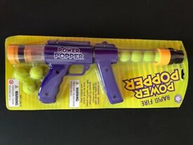 Power Popper - Soft foam ball Gun - BRAND NEW IN BOX