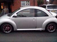 Vw beetle 2.0 turbo m.o.t until sep 2017