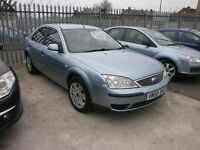 FORD MONDEO 2.0 TDCI MOT NOVEMBER NICE CAR