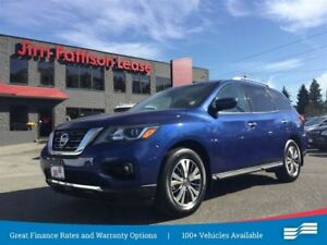 2017 Nissan Pathfinder SV w/ rear cam, alloys + more