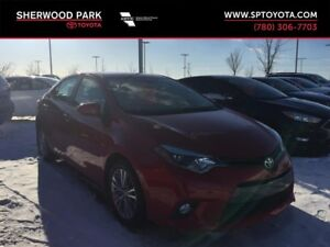 2015 Toyota Corolla-One Owner-Winter and All Season Tires!
