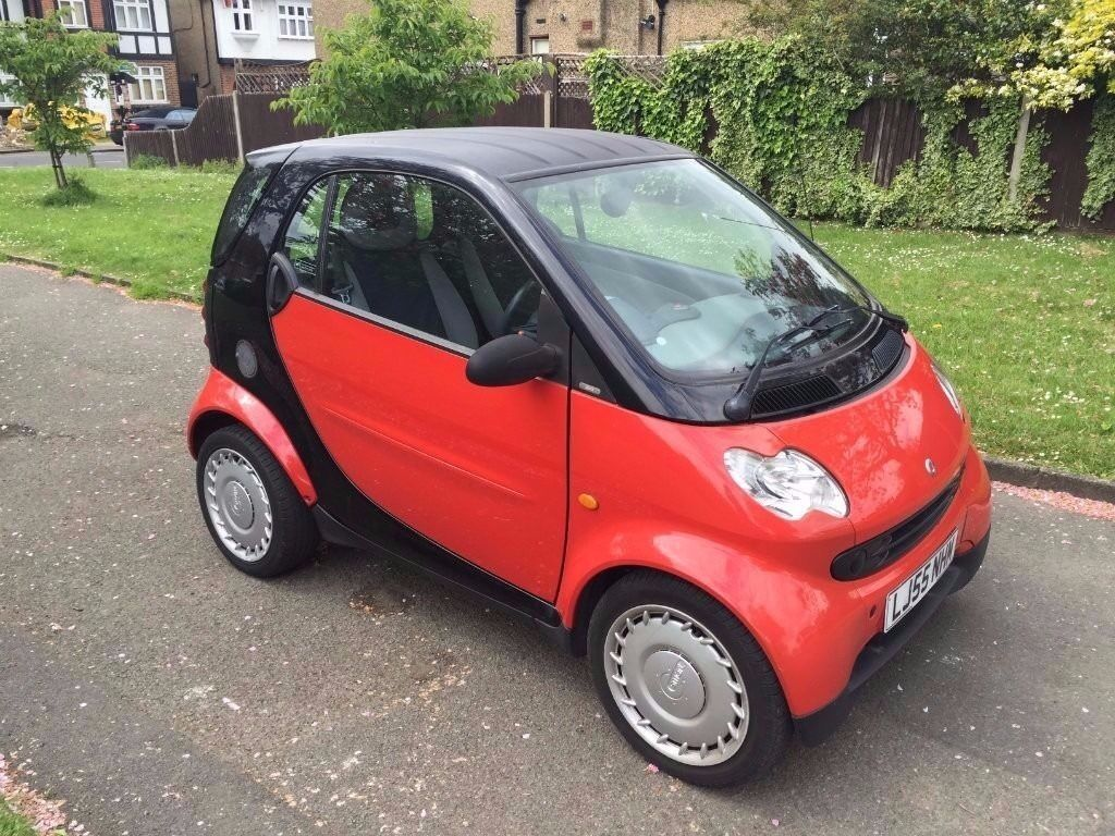 Smart City 0.7 Pure 3dr , 6 MONTHS FREE WARRANTY, £30 TAX YEARLY