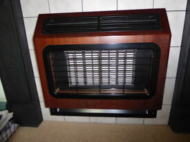 Gas Fire for sale, vgc, little used.
