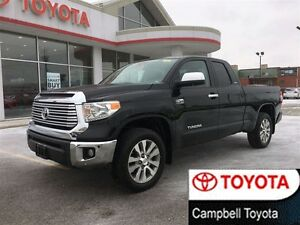 2015 Toyota Tundra LIMITED DOUBLE CAB 5.7 L 4X4 NAV LEATHER