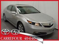 2012 Acura TL 3.5L Cuir+Toit Ouvrant --Impeccable !!!