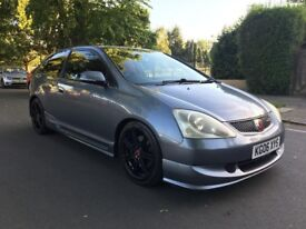 2006 Honda Civic Type R Premier Edition - Cosmic Grey 78k Miles