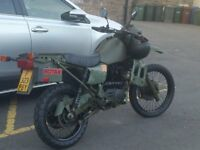 Harley Davidson MT350 P Reg Great Condition