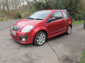 2009 (58)*BARGAIN* Citroen C2 1.6 HDi VTS with Full Service History. Low Insurance