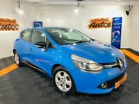 2013 RENAULT CLIO DYNAMIQUE 0.9 MEDIA-NAV ** FULL HISTORY ** FINANCE AVAILABLE