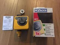 Hozelock AC1 garden water timer