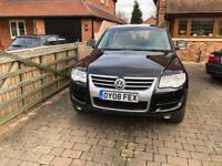 VW TOUAREG 3.0TDI Auto One Owner FVWSH