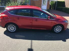Ford Focus (new Shape) 2011. MOT May 2018. 68k miles, 1.6 EcoBoost Titanium, 6 speed manual