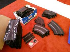 Retro Scalextric controllers and parts