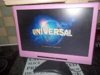 TV 19 inch with built in DVD player, freeview and remote .