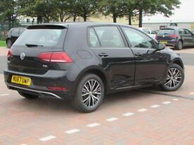 Volkswagen Golf SE NAVIGATION TSI BLUEMOTION TECHNOLOGY DSG (black) 2017-09-29