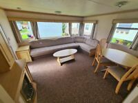 Amazing condition - 12ft used static caravan - FEES PAID UNTIL 2023