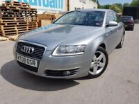 2008 - Audi A6 - 2.0 Diesel - Automatic 7 speed gear box - strong history - 1 former keeper