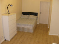 SPACIOUS Double Room for rent in a lovely large 4 Bed house in Uxbridge near Brunel & Stockley Park.