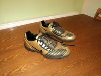 Football boots (For Astro Turf) Size 8