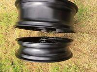 Honda Fireblade wheels
