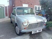 classic rover austin mini mayfair 998cc