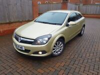 Vauxhall astra automatc luxury model drives as new no clio punto megane golf leon civic a3 a4 118d