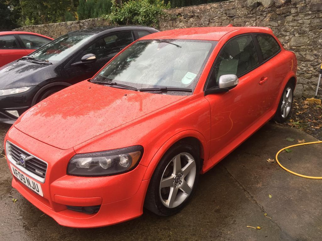 2009 Volvo c30 1.8 R Design 3 door